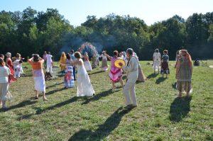 solstice et equinoxe cérémonie