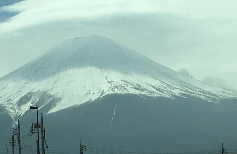 le Mt Fuji