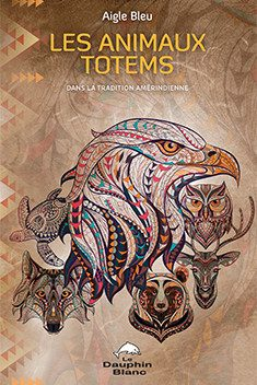 Animaux totem couverture